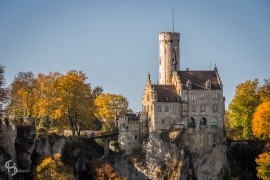 Schloss Lichtenstein HDR3